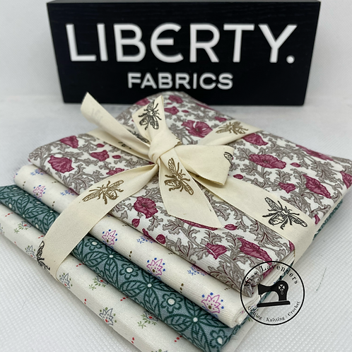 Liberty Fat Quarter Bundle - Winterbourne House 3