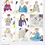 Thumbnail: Sirdar Little Treasures Double Knitting Pattern Book -17 Designs - 490