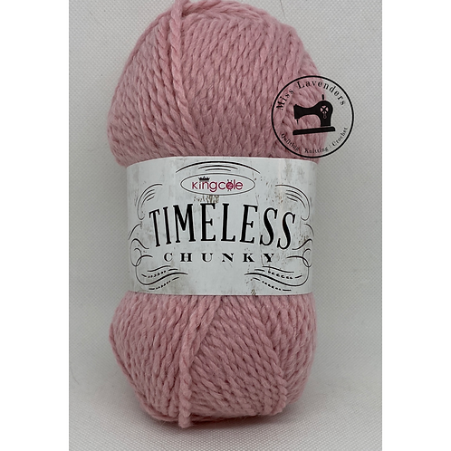 King Cole Timeless Chunky Rosebud Pink 2915
