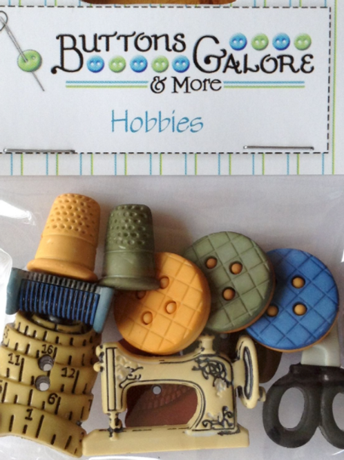 Buttons Galore - Sewing - Childrens/Craft Button