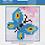 Diamond Dotz Starter Kit - Butterfly Sparkle package