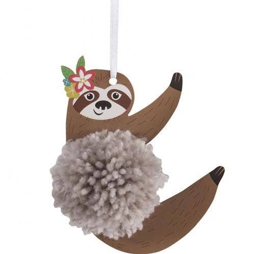 Trimits Pom Pom Kit Sloth