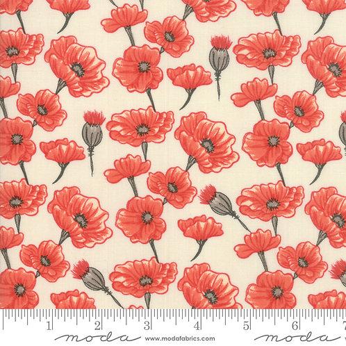 Moda Le Pavot Poppies