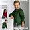 Thumbnail: Patons DK Childrens Hoodie Jackets 3911