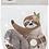 Thumbnail: Trimits Pom Pom Kit Sloth
