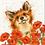 Thumbnail: Cross stitch kit  Poppy Field