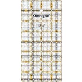 Prym Universal Quilting Ruler - scale 4 x 8 inch Grid