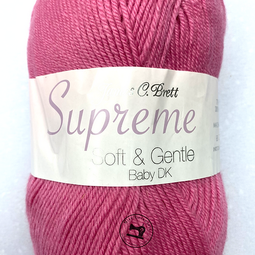 James C Brett Supreme Soft & Gentle Baby DK - Pink SNG11