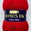 Thumbnail: Sirdar Hayfield Bonus Double Knit DK - Signal Red 977 - Extra Value 100g