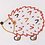 Thumbnail: Anchor 1st Kit Embroidery - Hedgehog