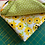 Thumbnail: Sunny Bee by Makower - Fat Quarter Bundle of 4 - White