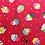 Thumbnail: Makower Daydream Cupcakes 2277/P