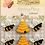Thumbnail: Buttons Galore - Busy Bees SF100 - Childrens/Craft Button