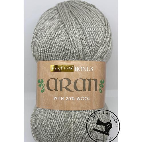 Sirdar Hayfield Bonus Aran with Wool 400g - Light Stone 726
