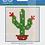 Diamond Dotz Starter Kit - Texas Bloom Cactus package