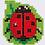 Diamond Dotz Starter Kit - Lady Luck Ladybird