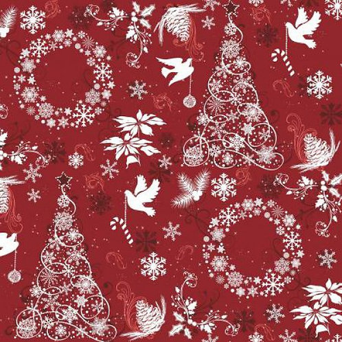 Christmas Joy Fabric
