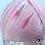 Thumbnail: James C Brett Pretty Print DK  Bright Pink P02
