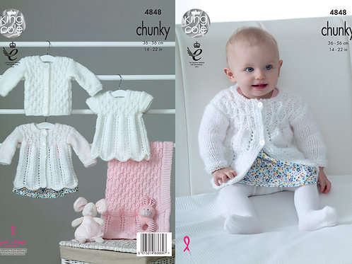King Cole 4848 Babies Chunky