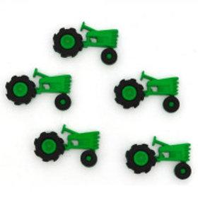 Plowin Thru Novelty Buttons by Dress It Up