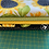 Thumbnail: Makower Sunny Bee - Seed Dot Green Febric