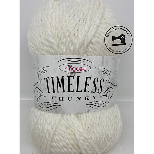 King Cole Timeless Chunky Antique Cream 2911