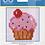 Diamond Dotz Starter Kit - Cup Cake Yum package