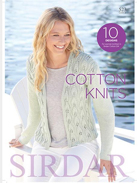 Sirdar Cotton Knits 523
