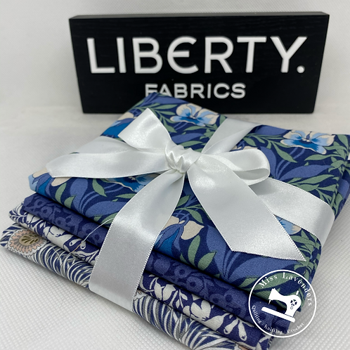 Liberty Fat Quarter Bundle - Hesketh House 3