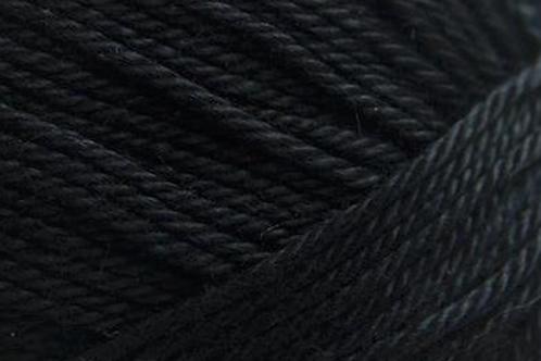 King Cole Giza Cotton 100g - Double Knit DK - Black 79