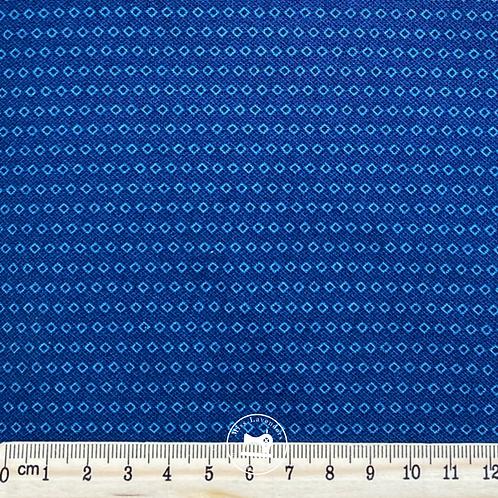 ANNABELLA - DIAMOND STRIPE BLUE 9727B