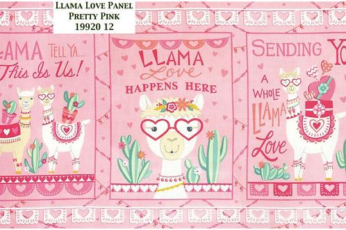 Pink Lama love
