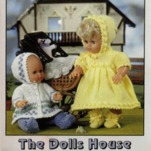 The Dolls House - Outfits for Dolls and Premature Babies AK22
