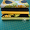 Thumbnail: Makower Sunny Bee - Sunflowers White Fabric