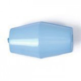 Toggle Buttons Blue Side Shank Hole