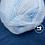 Thumbnail: James C Brett Baby Marble DK - White/Blue  BM09