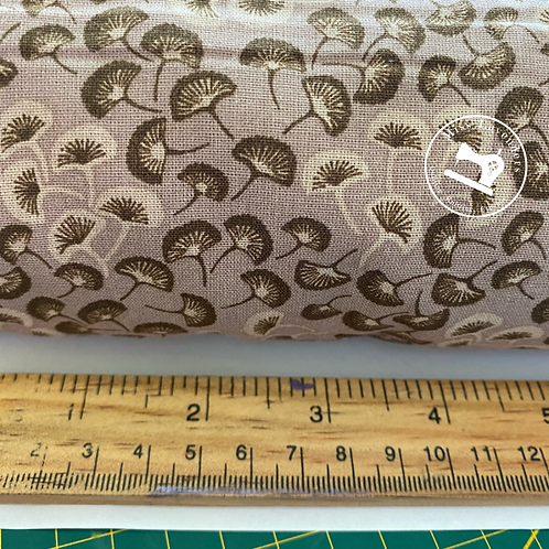 Brown and Beige Cotton fabric