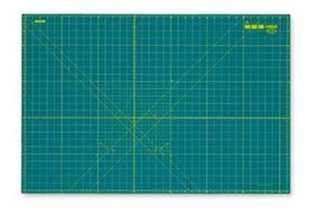 """Olfa 24""""x18"""""""" Self Healing Rotary Cutter Mat"""
