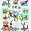 Thumbnail: ANCHOR CROSS STITCH KIT - Boy Birth Sampler ACS39