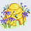 Thumbnail: Counted Cross Stitch Mini Kit - Bee Hive