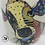 Thumbnail: Bug Art Collection Kooks Connie Cow Fine China Mug Gift Boxed