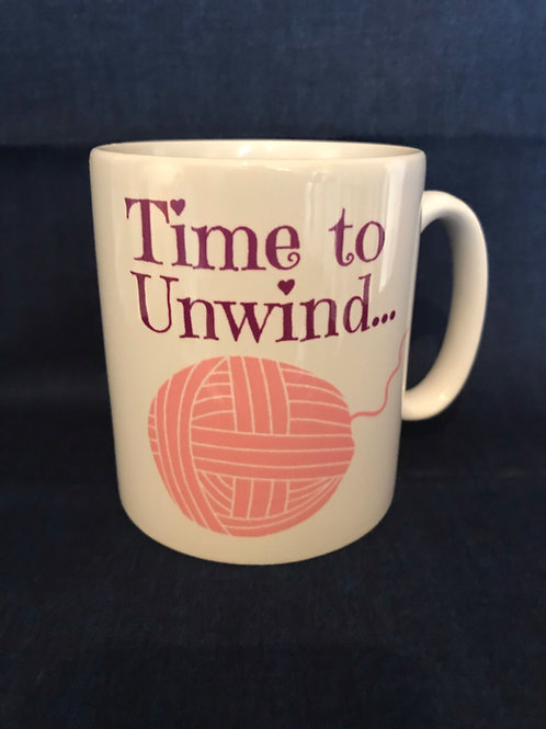 Relax Mug  - Time to Unwind..
