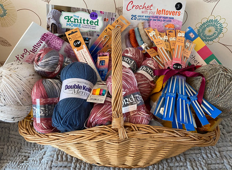 Free Knitting and Crochet Hamper
