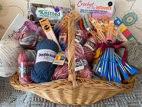 Free Knitting and Crochet Hamper