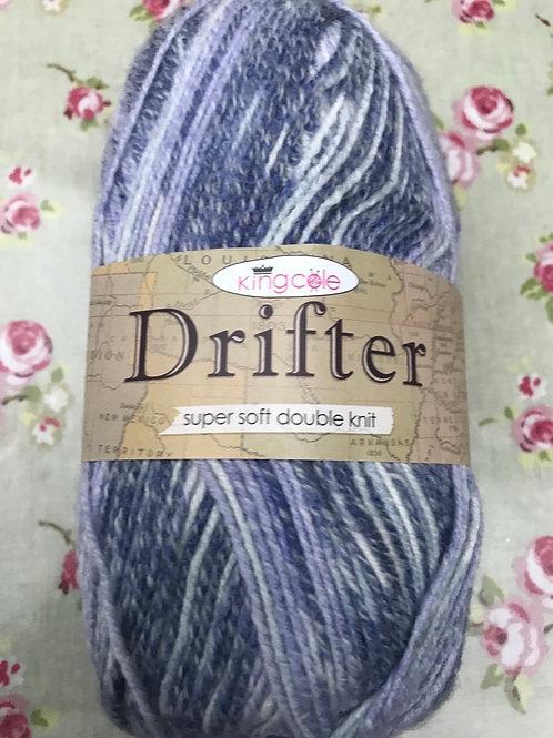King Cole Drifter Double Knit  Utah -1358