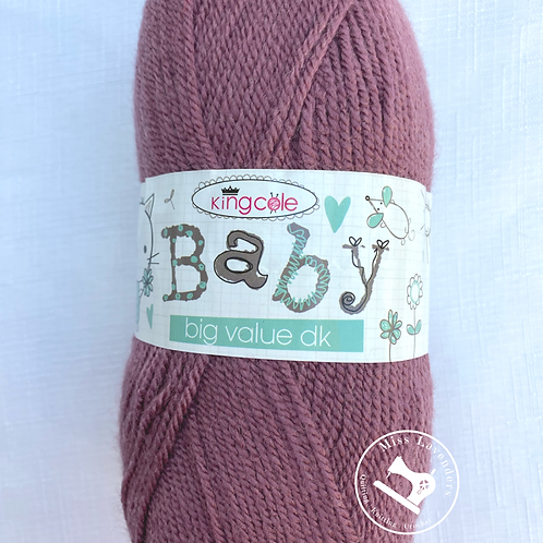 King Cole Big Value Baby DK - Mulberry 3343