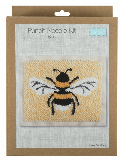 Punch Needle Complete Kit - Bee