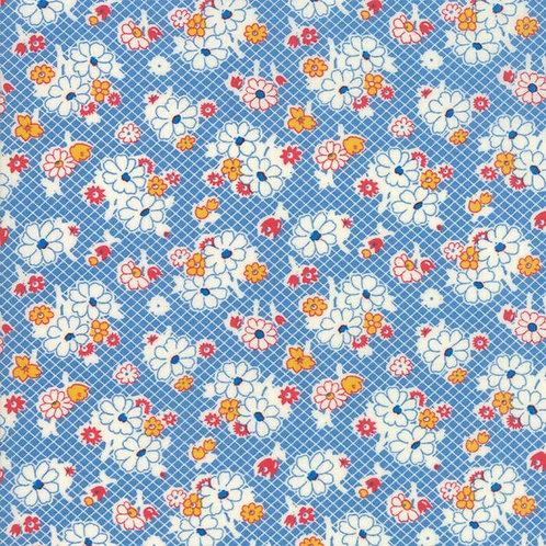 Moda Sweet Harmony Blue
