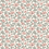 Thumbnail: Liberty Winterbourne House - Nina Poppy Fabric - Peach 04775741/B