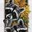 Thumbnail: PANNA CROSS STITCH KIT - CURIOUS RACCOONS - J1778